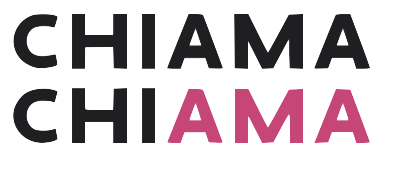 CHIAMA CHI AMA logo_scritta_PNG